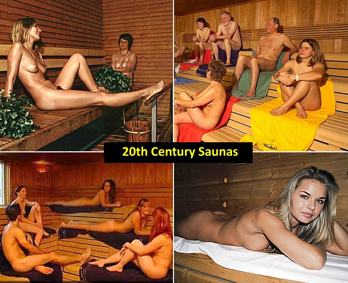 20th C Saunas
