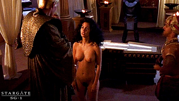 Stargate nudity